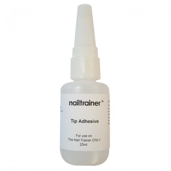 Nail Trainer Tip Adhesive. 20ml