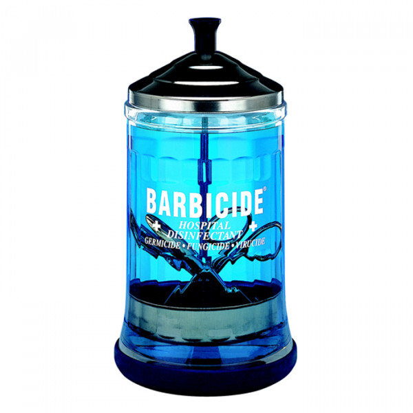 Barbicide ® Mid Size Jar.