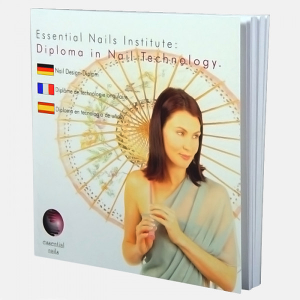 Diploma In Nail Technology Book
