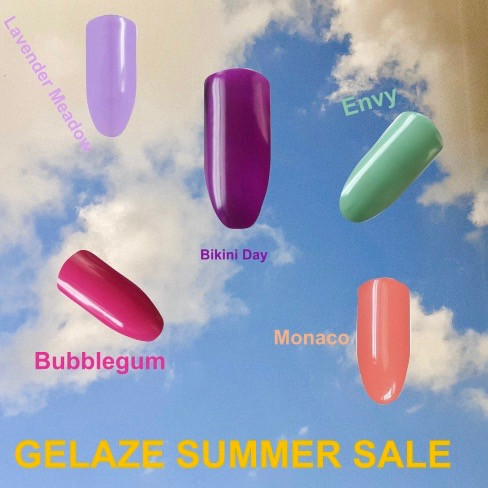 Gelaze Summer Sale