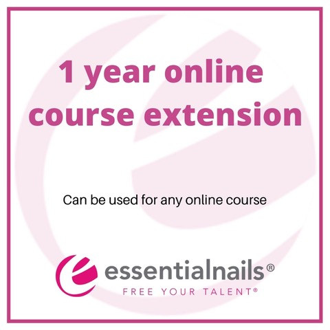 Course Time Extension - 1 Year