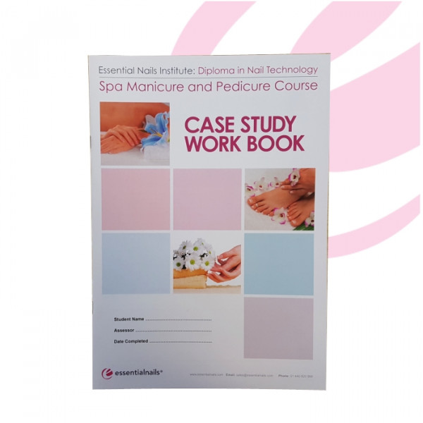 Work Book for Manicure & Pedicure