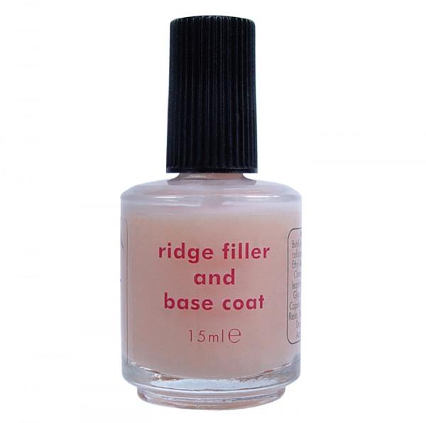 Nail Ridge Filler and Base Coat