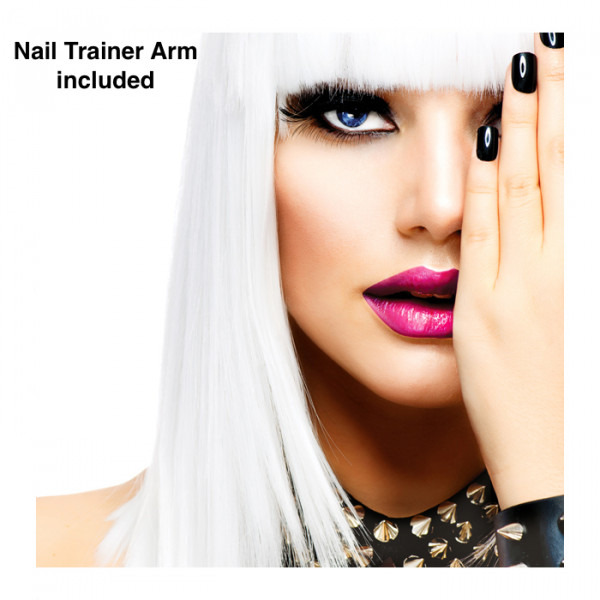 Gel Polish including Nail Trainer Arm