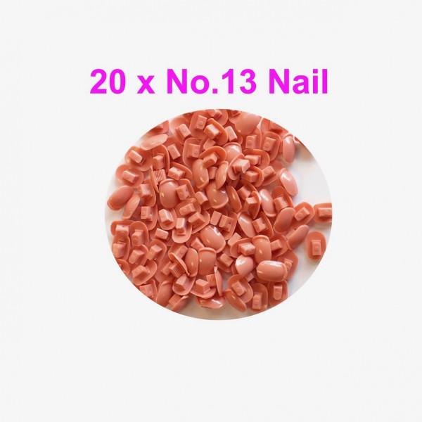 Individual Nail pack No.13 - 20 pcs