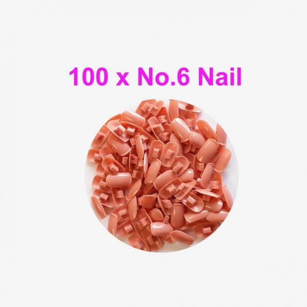 Individual Nail pack No.6 - 100 pcs