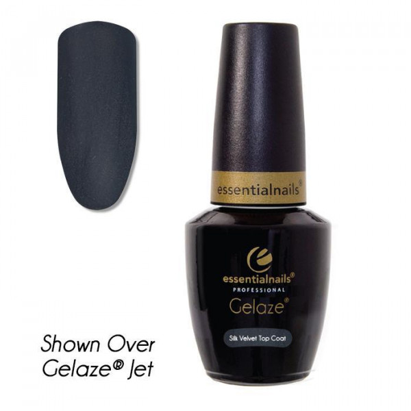 Gelaze® Silk Velvet Top Coat 13ml