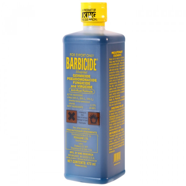 Barbicide ® Solution 473ml (16fl.oz)
