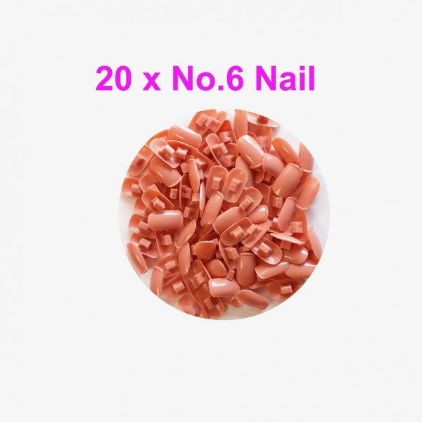 Individual Nail pack No.6 - 20 pcs